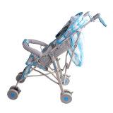 Fornitore pieghevole approvato della carrozzina del passeggiatore del bambino del blocco per grafici d'acciaio dello SGS