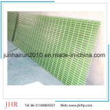 Walkable Plat los paneles Grating del plástico reforzado fibra de vidrio de la forma