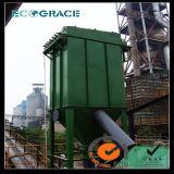99.9%フィルター効率の防塵システムバッグフィルタ