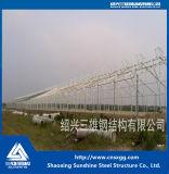 최신 판매 큰 경간 날조된 강철 구조물 창고
