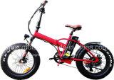Big Power Pneu Bicicleta elétrica da montanha dobrável de 20 polegadas