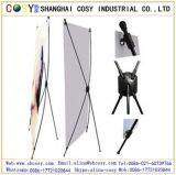 Présentoir de stand de drapeau de la bonne qualité 60*160cm Corée X