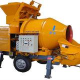 Máquina concreta para o misturador concreto da construção Jbt30 com bomba