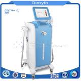 Máquina Multifunction da remoção do tatuagem da remoção do cabelo do laser de Dmh IPL Shr
