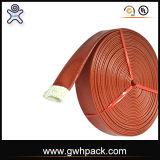 Chemise chinoise de Fireglass d'usine de vente chaude pour le boyau hydraulique de garnitures