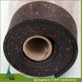 8 mm de espesor China Golden Proveedor de goma estera del piso del gimnasio