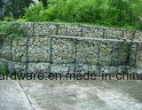 Caixa de gabião revestido de PVC/Wire Mesh com alta qualidade
