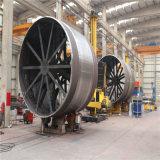 石灰生産ラインのための実行中石灰ロータリーキルン