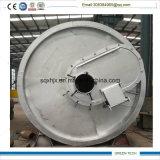 Macchina di riciclaggio rigenerata della gomma residua per lubrificare 10ton