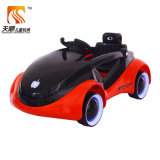 Brinquedo elétrico recarregável do carro de 2017 miúdos do material plástico da função do balanço