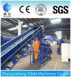 Ligne de lavage de recyclage en plastique 800kg / H