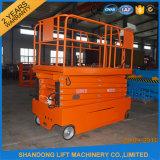 Lift van de Schaar van de Levering van de Fabriek van China Shandong de Hydraulische Mobiele Elektro