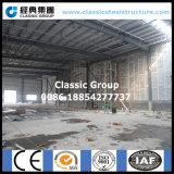 Vervaardig het Pakhuis van de Workshop van de Fabriek van het Frame van het Staal