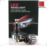 자동차 부속 차 부속품은 광속 전구 6500-7000k 고성능 LED 헤드라이트 전구 H11를 골라낸다