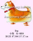 Воздушный шар собаки гуляя (SL-G004)