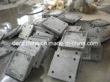 Placa do forro das peças sobresselentes do triturador de maxila