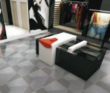 Diseño de interiores Cristal metálico Porcelanto Baldosa (JL6505)