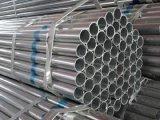 Los productos de acero soldados galvanizaron alrededor del tubo de acero de carbón