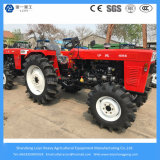 48HP 4WD landwirtschaftliche Maschinerie-Minibauernhof/Garten/Rasen/kompakte Traktoren in Weifang China