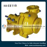 L'alta usura della lega del bicromato di potassio dell'intelaiatura spaccata parte la pompa centrifuga dei residui