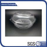 Custom печати одноразовые ПЭТ салат стакан с крышкой