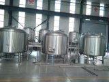 Sistema cervejeira, equipamento de micro-cervejaria 10bbl, 15bbl, 20bbl, 300bbl