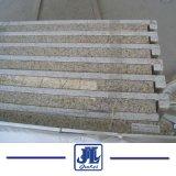 Countertop van Prefabric van het Graniet van de zonsondergang Gold/G682 voor Keuken/Badkamers/Bevloering/Binnenlandse Voorzijde