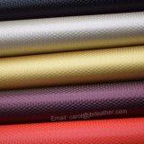 O cristal gosta do couro artificial do plutônio, couro do saco, couro da decoração