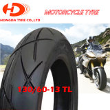 Pneu de moto de fournisseur d'usine/Tirewith 130/60-13