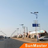 Ce en RoHS Approved 60W Solar Street Light