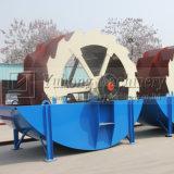 2016년 Yuhong 상표 고용량 모래 세척 플랜트