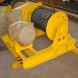 Trazione del Single Drum Winch con Wire Rope