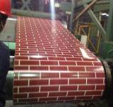 建築材料PPGIカラーは構築のための鋼鉄コイルに塗った