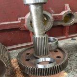 Pignon de pièce forgéee pour l'industrie de four rotatoire/moulin/usine de la colle