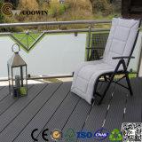 Decking composto de madeira do jardim ao ar livre, Decking plástico de madeira, madeira do assoalho