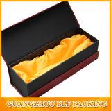Коробка подарка каннелюры Шампань Clamshell