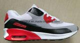 L'usine de chaussure courante faite sur commande de sport de la Chine dans Hebei, espadrille bon marché de femme de 2017 marques chausse les chaussures de course sportives unisexes