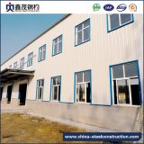 Prédio de aço Prefab de alta qualidade para a Oficina (Estrutura de aço)