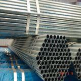 INMERSIÓN caliente galvanizada alrededor del tubo de acero de carbón