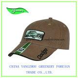 昇進の綿のあや織り方法によって刺繍される車の野球のスポーツの帽子