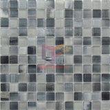 最新の新しいダブルデッキ装飾壁ガラスのタイルクリスタルモザイク(CD460)