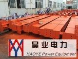 중국 경량 Prefabricated 강철 구조물 건물 프레임