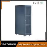 A3 Perforated Door Floor Standing 19 '' 42u Gabinete de fuente de alimentación