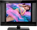 Flacher Bildschirm 15 17 19 Zoll intelligente HD Farbe LCD-LED Fernsehapparat-