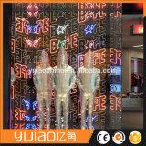 Publicidad personalizada RGB de tubo de vidrio de iluminación de neón Carta firmar en China