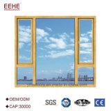 Tissu pour rideaux français en aluminium Windows de Windows de remplacement