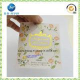 Papier und Plastik gedruckte Aufkleber (jp-s169)
