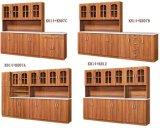 Hangende Kabinet van de Muur van de Keuken van de Keukenkast van het roestvrij staal het Moderne