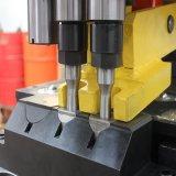 Tppr103 Máquina de perfuração hidráulica CNC para placas