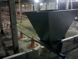 De automatische Apparatuur van het Landbouwbedrijf van het Gevogelte voor Grill, Kweker, de Kip van de Laag